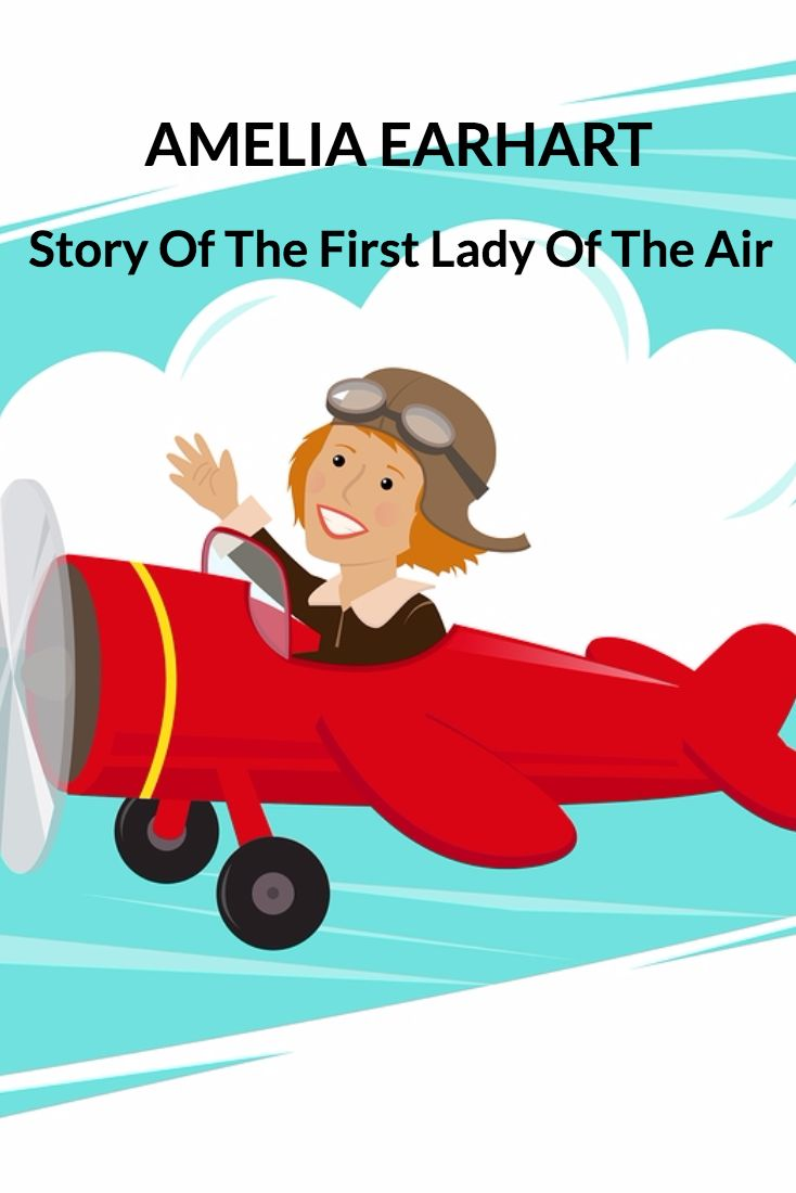 Today we celebrate Amelia Earhart's set off across the Atlantic! Download our free worksheet on the first lady of the air and enjoy a meaningful celebration with your students.