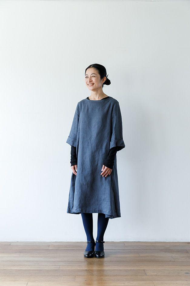 『FLW』デザイナー大橋利枝子さんに聞く、重ねて楽しむ秋のリネン:くらすこと