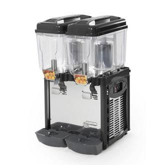 Juice Dispenser 2 Bowl (3.2 Gal Bowl)