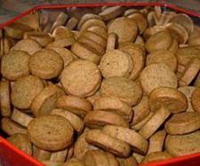 Hildegard-Kekse mit Galgant