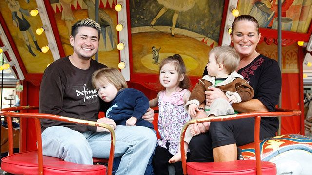 Pregnant Man Thomas Beatie May Stop at 3 Kids - ABC News