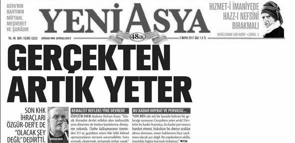 AKP'ye bir cemaat daha kazan kaldırdı - http://jurnalci.com/akpye-bir-cemaat-daha-kazan-kaldirdi-81991.html