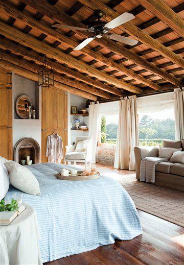 20 dormitorios rústicos con mucho encanto · ElMueble.com · Otras estancias