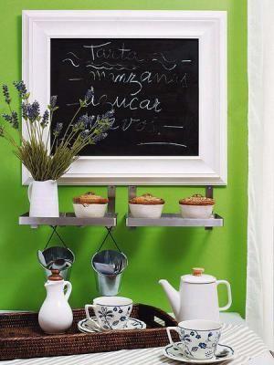 как своими руками сделать кухонный дисплей: