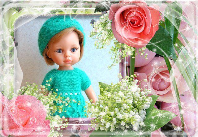 Дашь мне шапку поносить? / Одежда и обувь для кукол - своими руками и не только / Бэйбики. Куклы фото. Одежда для кукол