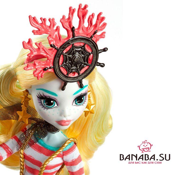 Кукла Лагуна Блю Кораблекрушение, Монстер Хай, DTV91 — купить в Москве с бесплатной доставкой - интернет-магазин Banaba.su - Banaba.Su