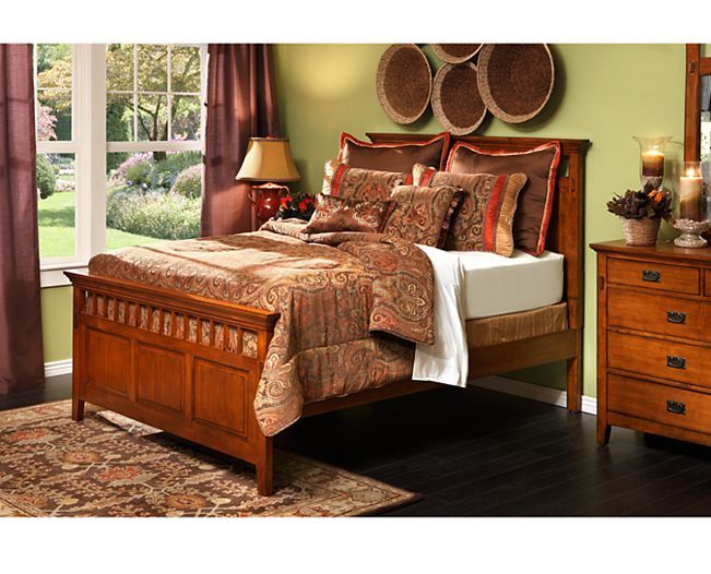 Image result for bedroom expressions cristo panel bed