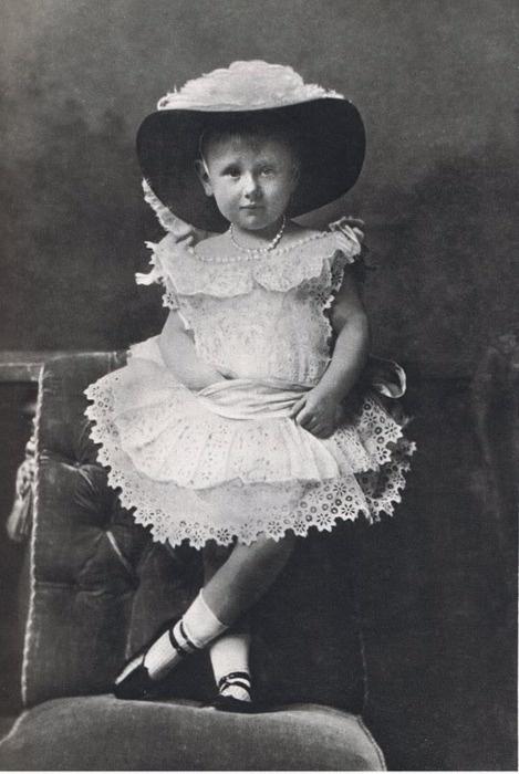 Her Royal Highness Princess Wilhelmina of the Netherlands, Princess of Orange-Nassau (1880-1962)