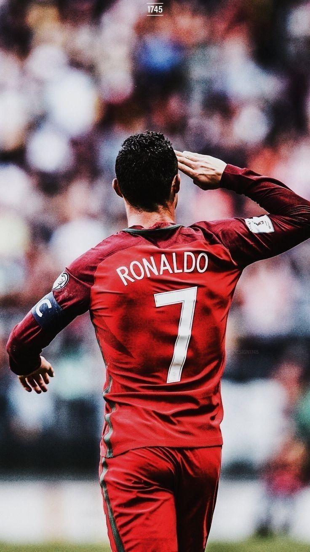 Pin de Brayan King em Ronaldo..CR7,my hero Jogadores de