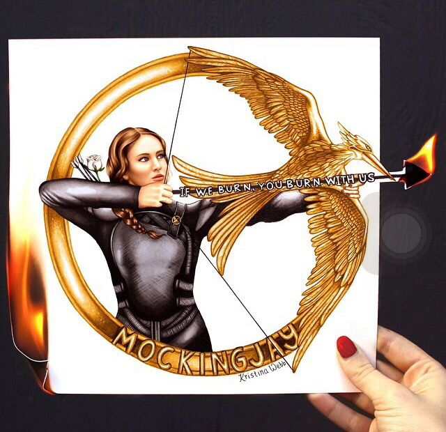 hunger games creative response At first glance, the hunger games, which features government oppression,  teen  this creative engagement with suzanne collins' 'the hunger games'  trilogy  wrote a theological response to the hunger games trilogy.
