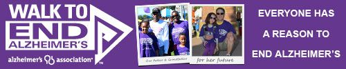 Everyone has a reason to #EndAlz! Sign up for the Walk to End Alzheimer's today at www.alz.org/walk