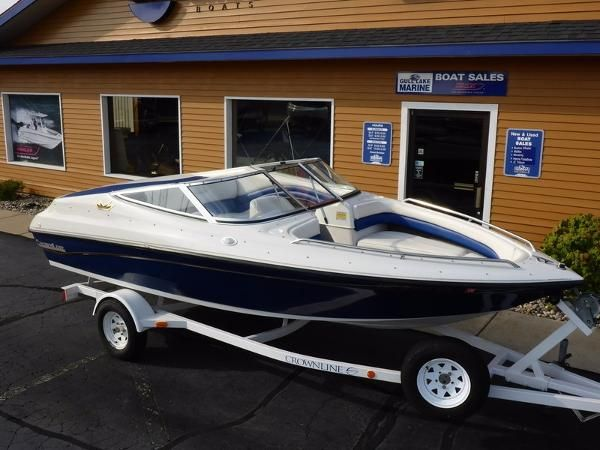 1995 Crownline 176SS, Richland Michigan - boats.com