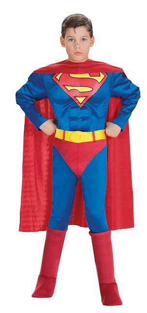 Superman An Ever-Popular Super Hero Halloween Costume