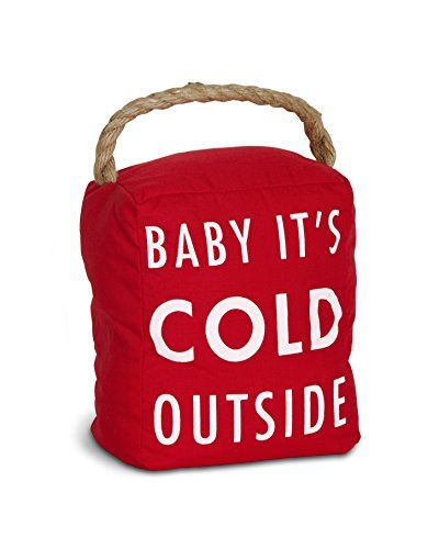 Open Door Décor Pavilion Gift Company 72203 Baby It's Cold Outside Holiday Door Stopper, 5 X 6-Inch Open Door Décor http://www.amazon.ca/dp/B00YQM40DG/ref=cm_sw_r_pi_dp_.w1rwb1GFKD9J