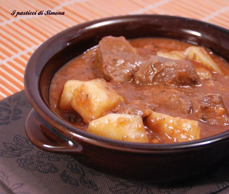 Spezzatino+di+manzo+con+le+patate