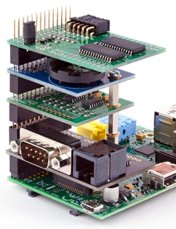 Empilez les cartes d'extension du Raspberry Pi avec ABelectronics   Framboise 314, le Raspberry Pi à la sauce française….