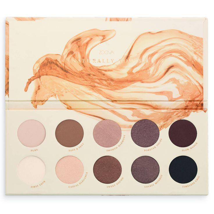 Naturally Yours Eyeshadow Palette - Paleta cieni do powiek marki Zoeva na Sephora.pl
