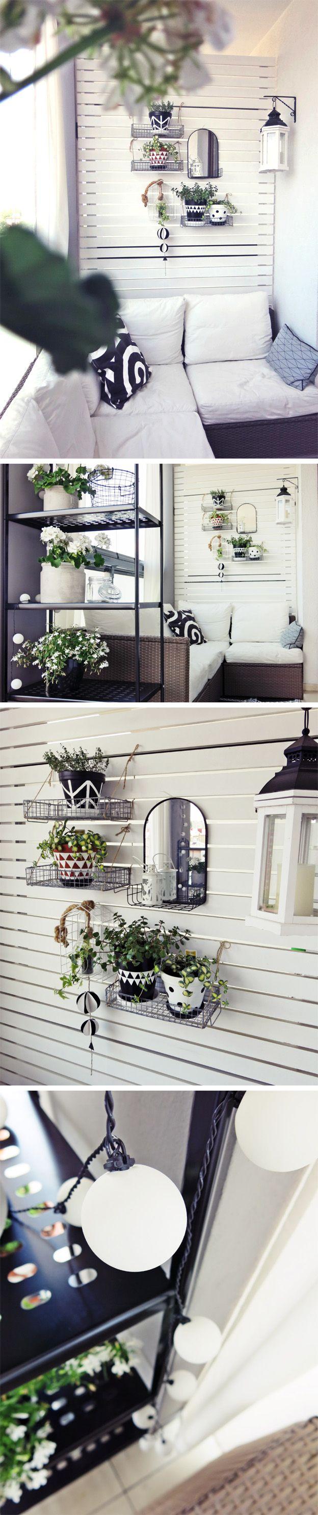 My balcony 2016 :)