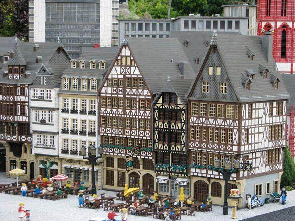 LEGO Bavaria #art #architecture #design