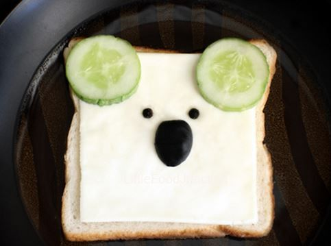 Koala Koppie: crea boterham