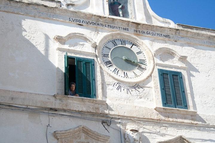 Italy, Puglia, Ostuni  #Travel