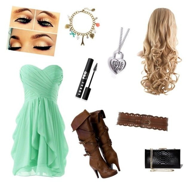 """Night out!"" by mariahgosse on Polyvore"
