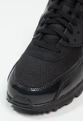 Pedir Nike Sportswear AIR MAX 90 PREMIUM - Zapatillas - black/metallic silver por 144,95 € (19/12/15) en Zalando.es, con gastos de envío gratuitos.