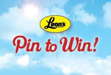 PIN TO WIN has officially started!! Head to www.facebook.com/... and click the PIN TO WIN Tab on Facebook. Happy Pinning!!