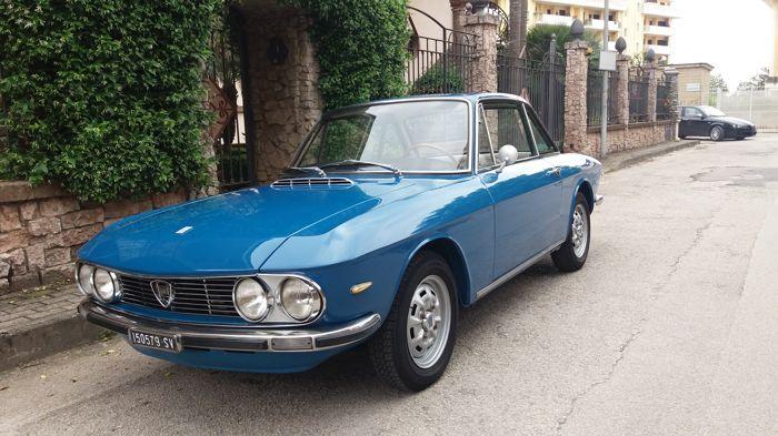 Lancia – Fulvia Coupè 1.3 S Serie 2 – 1973 – Bluedog 2