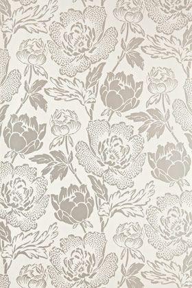 Peony BP 2303 - Wallpaper Patterns - Farrow & Ball
