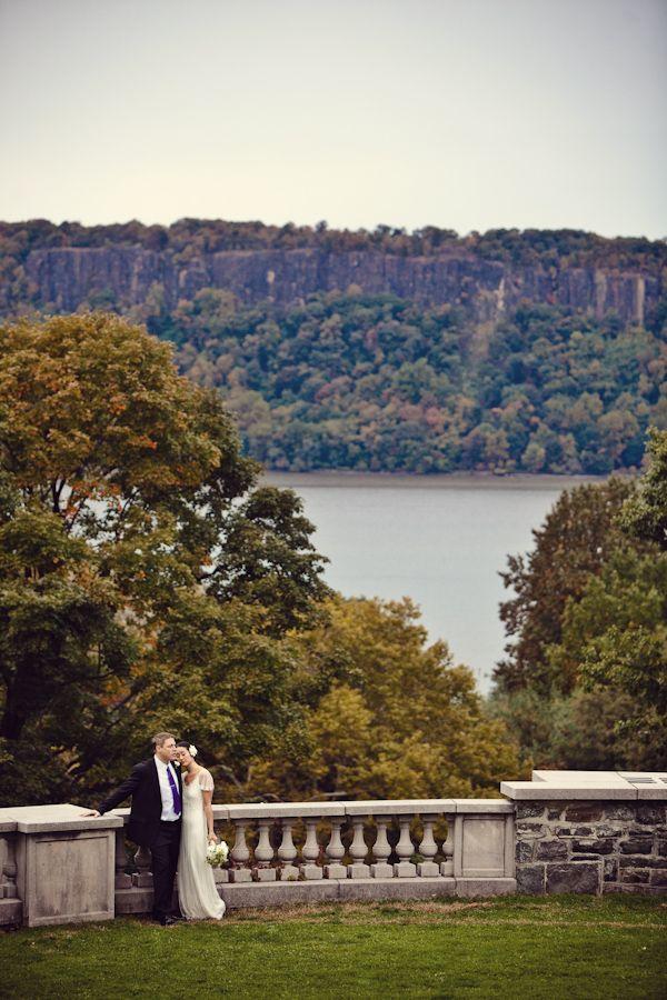 Wave Hill House NY Wedding : Melissa + Rob : Happy Anniversary! » Studio Foto