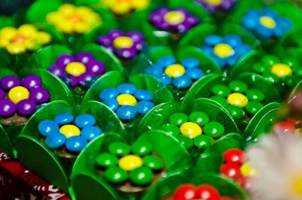 Doces florzinhas | Festas | Madame Inspiração