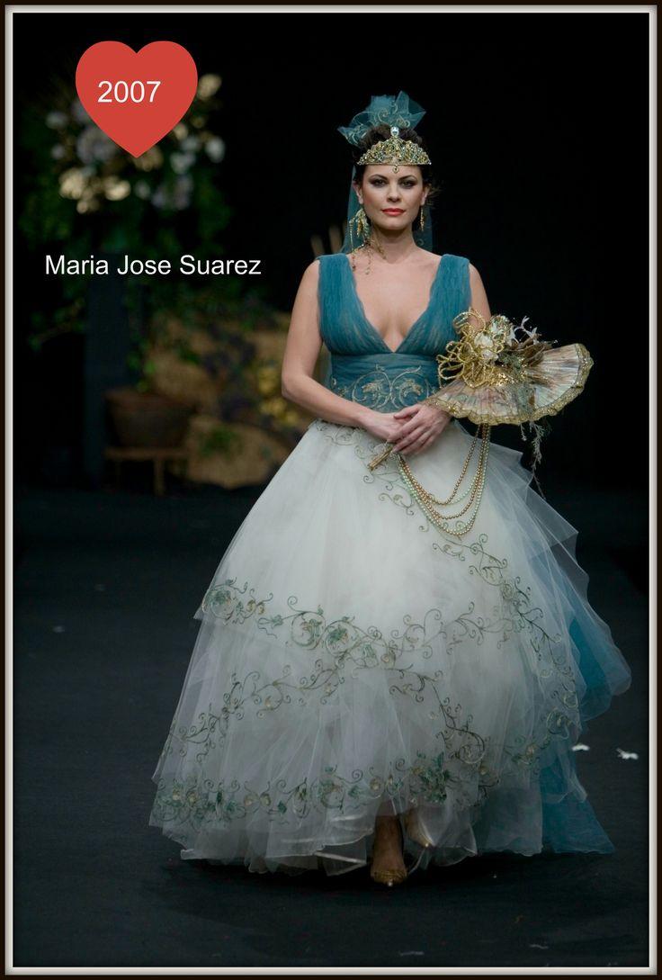 Maria José Suárez en 2007