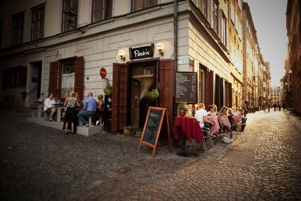 Pastis- Stockholm