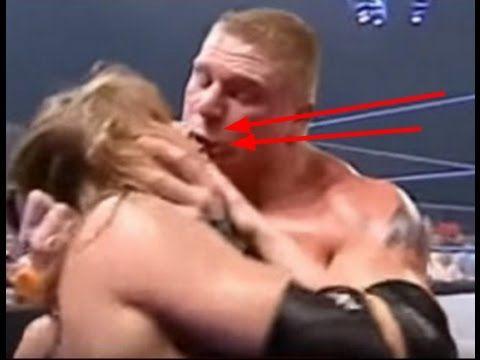 Brock Lesnar KISS Stephanie McMahon 2016 | Waht Happened Next ?