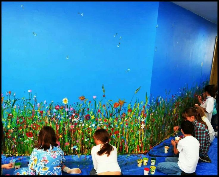 25 best ideas about school murals on pinterest for Mural school