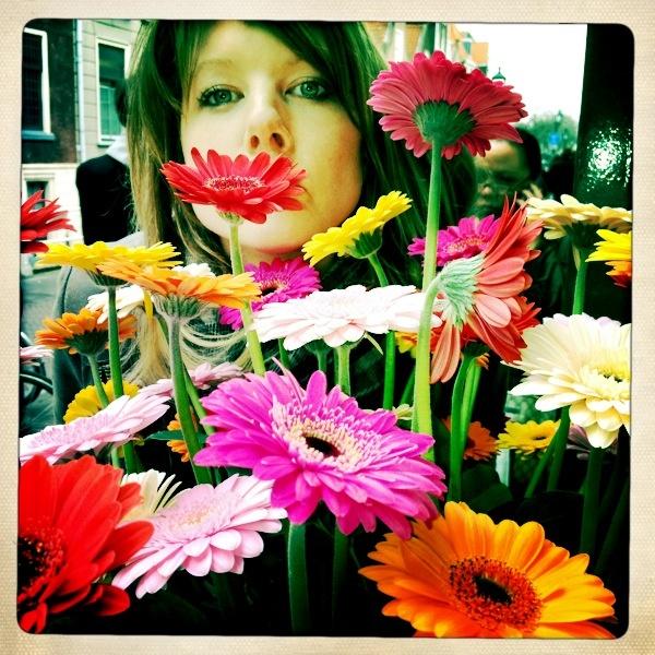 bloemen!