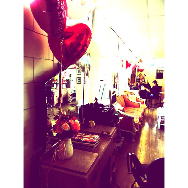 Dressing tables for valentines day! Xox