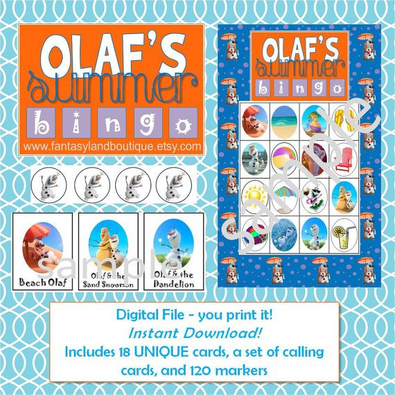 1000+ Ideas About Olaf Party On Pinterest
