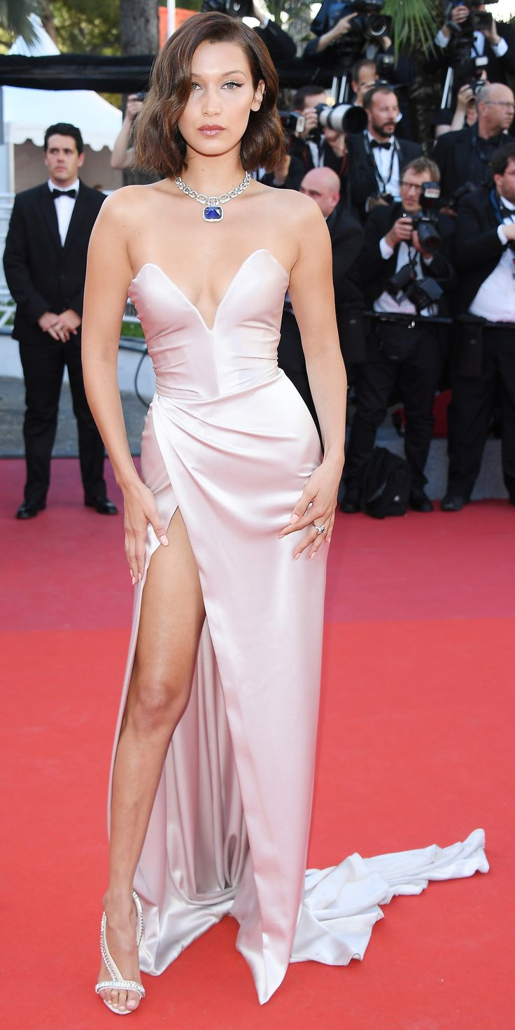 best 25+ bella hadid red carpet ideas on pinterest | red carpet