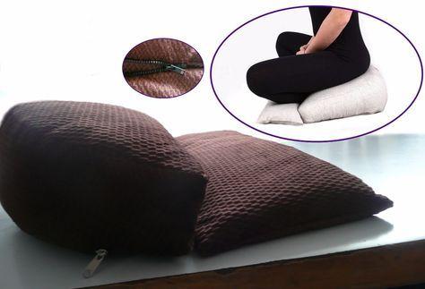 Zafu Cojin Para Meditacion Con Tapete Para Los Pies - $ 550.00