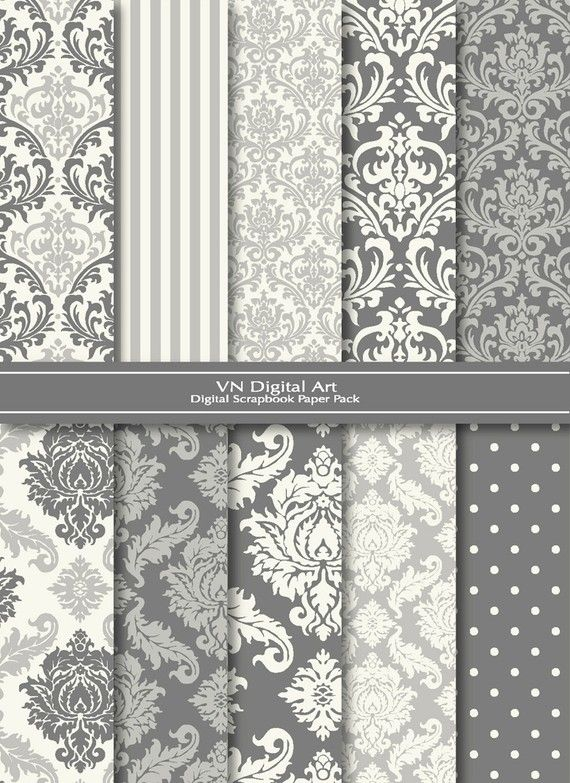 patterns #walls #damask #patterns