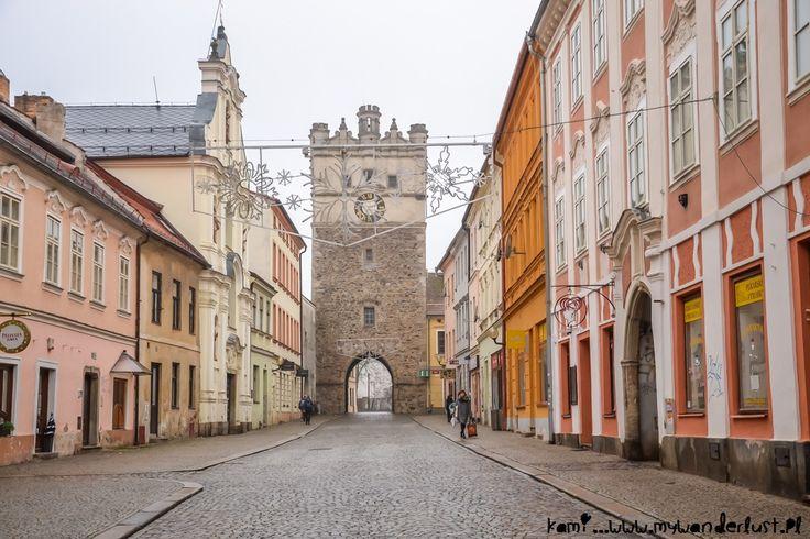Beautiful and overlooked Jihlava, Czech Republic