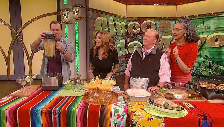 Cinco de Mayo Recipes | The Wendy Williams Show