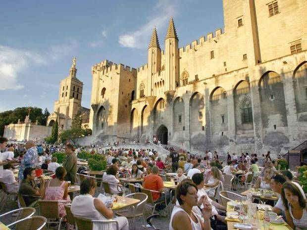 Avignon travel tips: Where to go and what to see in 48 hours - Europe - Travel - The Independent