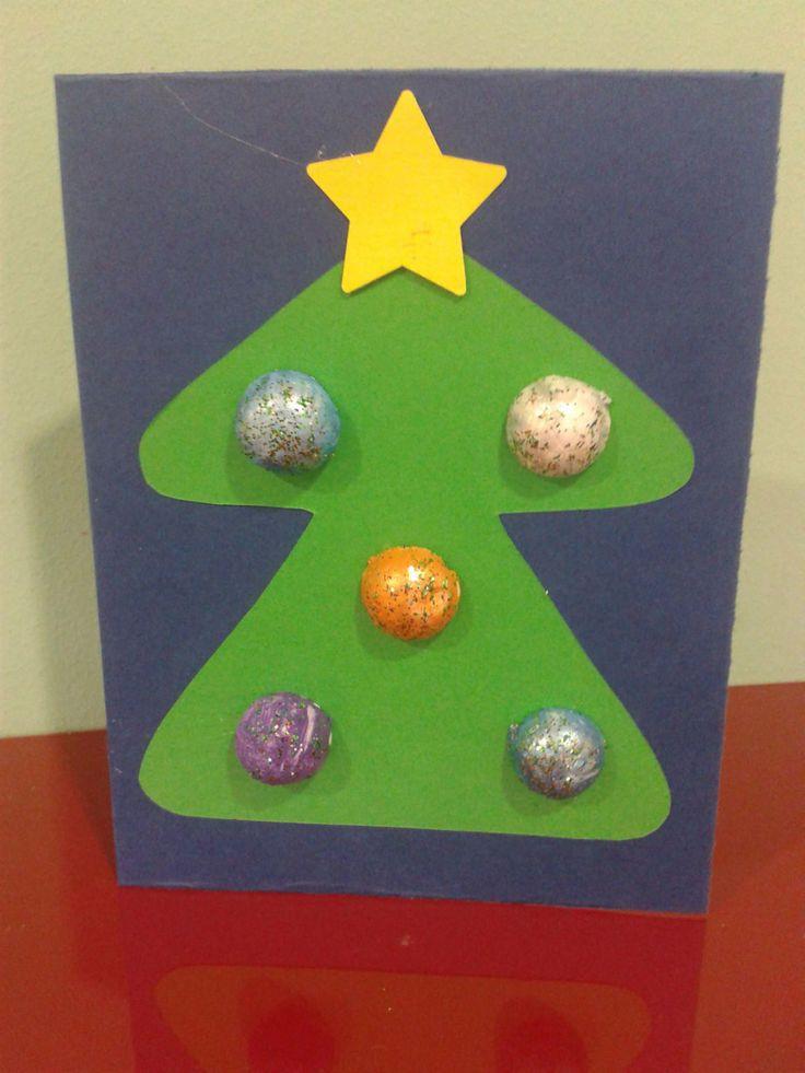 Χριστουγεννιάτικη κάρτα_