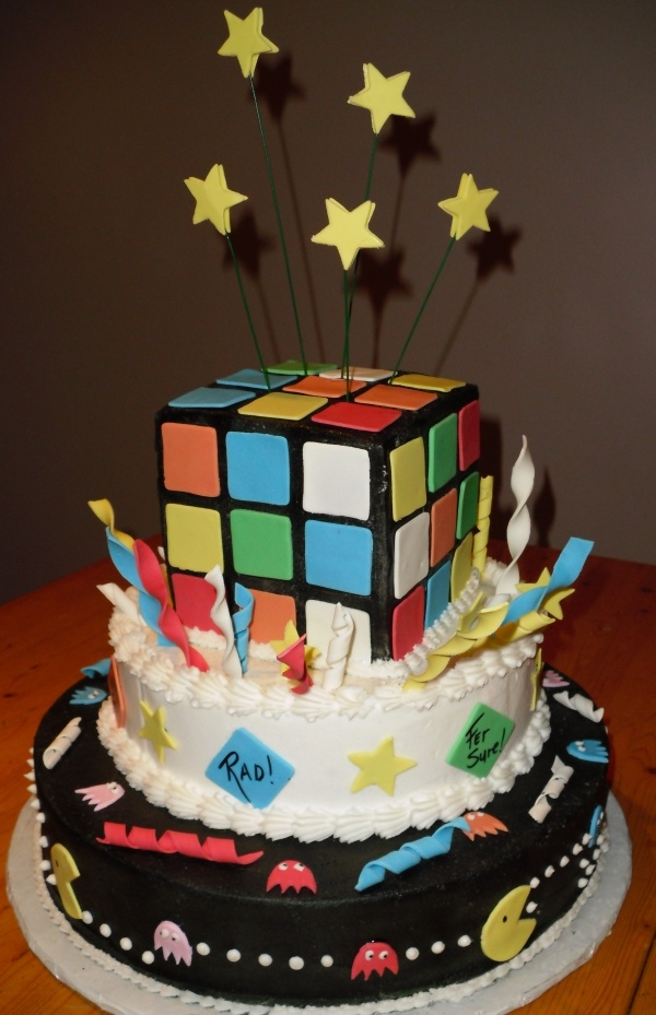 209 best 80s themed birthday party images on pinterest for 80s cake decoration ideas