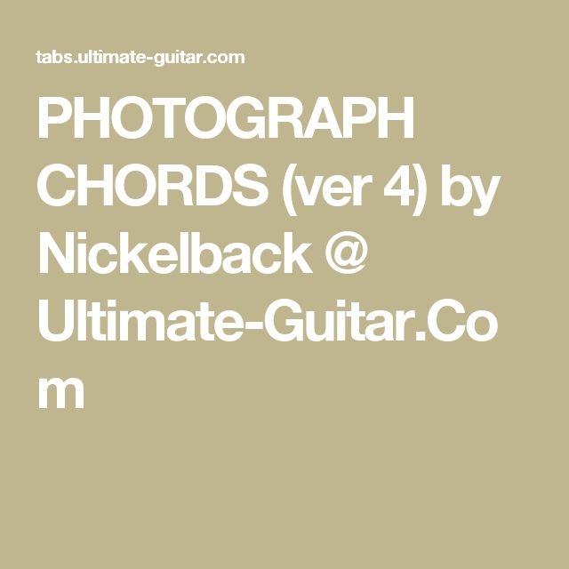 Guitar guitar tabs photograph : 1000+ ideas about Ultimate Guitar Chords on Pinterest | Guitar ...