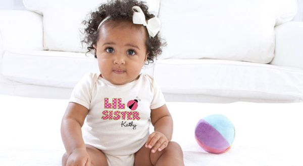 Custom Onesies | Personalized Onesies | Custom Baby Bodysuits Online