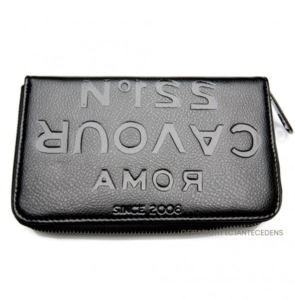 5 PREVIEW Portemonnaie, N221, Schwarz @ antecedens.de